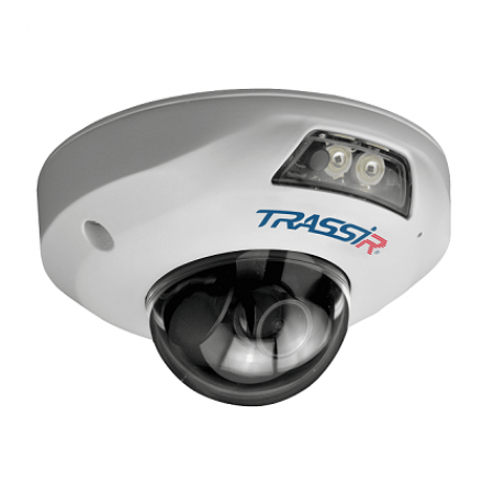 TR-D4121IR1 v4 купольная IP-видеокамера
