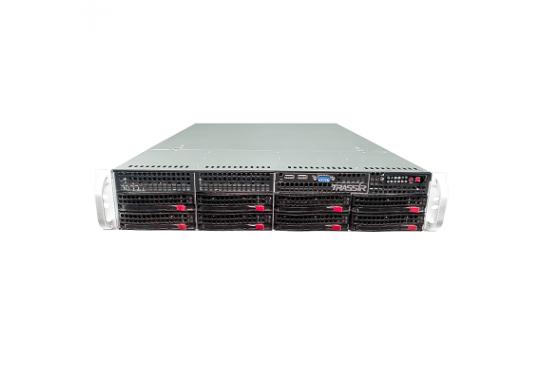 TRASSIR NeuroStation 128-канальный видеорегистратор